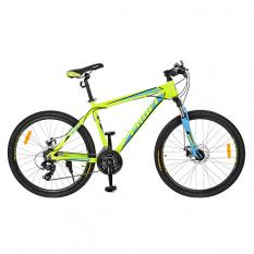 Велосипед 26 д. G26HARDY A26.1 (1шт/ящ) салат.-голуб.