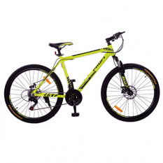 Велосипед 26д. G26YOUNG A26.1M (1шт/ящ) салатовий