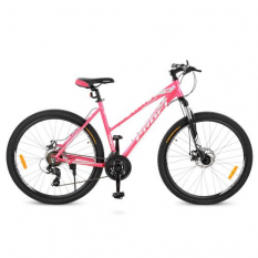 Велосипед 27,5д. G275ELEGANCE A275.1 (1шт / ящ) Рожевий