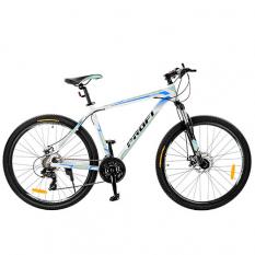 Велосипед 27,5д. G275PRECISE A275.2 (1шт / ящ) біло-блакитний