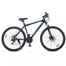 Велосипед 29д. G29BASIS A29-2 (1шт / ящ) блакитно-черн.