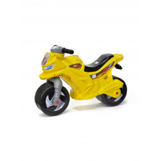 Мотоцикл 501Б (1шт) для прогулянок ,2-х колесний з каской (Б-сігнал )-ЗС, Оріон