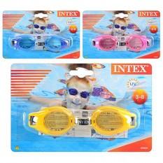 Окуляри для плавання 55601sh (12шт) INTEX