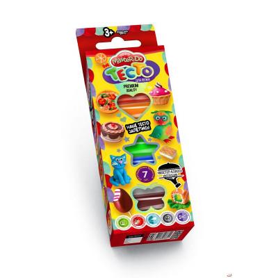 """Тісто для ліплення TMD-02-05 (30шт) """"Master Do"""", в коробці, 7 кольорів"""