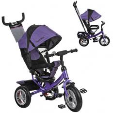 Велосипед M 3113-8A (1шт/ящ) Turbo Trike, фіолетовий