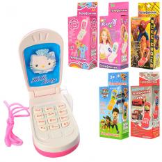 Телефон М 0265 I U/R - 1 мобільний, в кор-ке