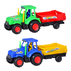 Заводна іграшка 099 трактор