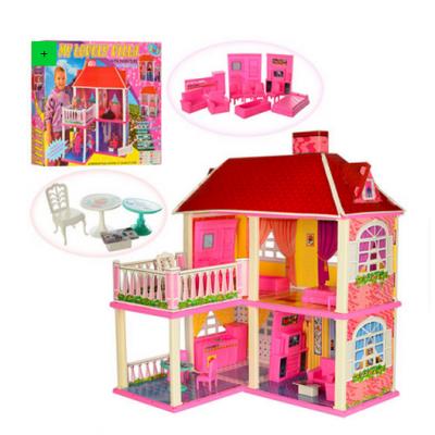 Будиночок 6980 меблі, для ляльки, в кор-ке