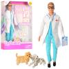 Лялька DEFA 8346B доктор
