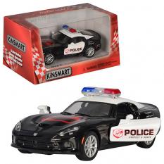 Машинка KT 5363 WP Поліція