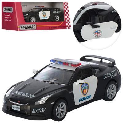 Машина KT 5340 WP KINSMART, Поліція