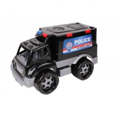 """Машина 4586 """"Титан"""", """"Поліція"""", ТехноК"""