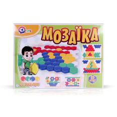 Мозаїка 2063 № 1 ТехноК, в кор-ке, 80 елементів