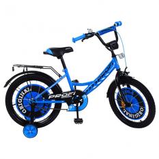 Велосипед дитячий PROF1 18д. Y1844 (1шт / ящ) Original boy, блакитний