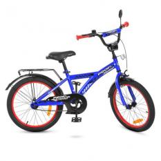 Велосипед дитячий PROF1 20д. T2033 Racer, синій